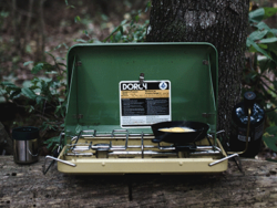 Image of camp stove