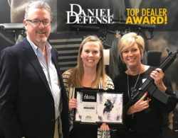 Perry's Gun Shop Wins Daniel Defense Top Deal Award